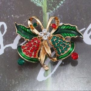 Christmas brooch pin best for 🎁
